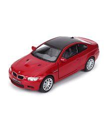 Kinsmart BMW M3 Coupe - Maroon