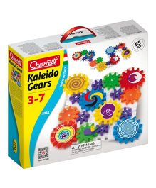 Quercetti Kaleido Gears - Multi Color