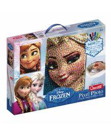 Quercetti Pixel Photo Frozen - Multi Color