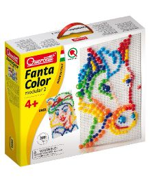 Quercetti Fanta Color Mix Boards - Multi Color