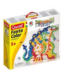 Quercetti Fanta Color 4 Board Mix - Multi Color