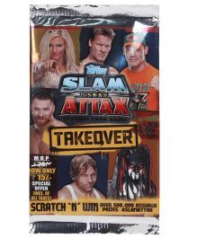 Topps WWE Takeover Trading Card Game - Multi Color