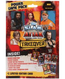 Topps WWE Takeover Power Game Pack - Multi Color