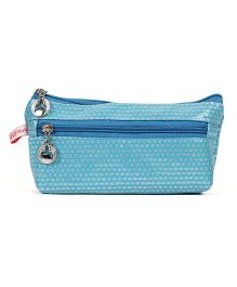 PEP INDIA Dainty Dots Pouch - Blue