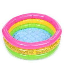 Intex Baby Pool Ring - Multicolour