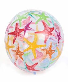 Intex Beach Ball Star Design Multicolour - 51 cm