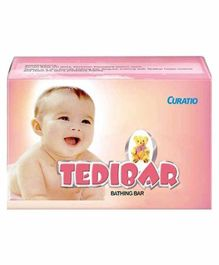 Tedibar Bathing Bar - 75 gm