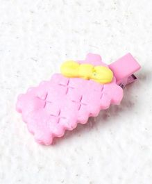Kidcetra Candy Shaped Hair Clip - Light Pink