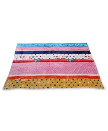 Mee Mee Blanket MM-98062 A - Multi Color