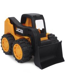JCB Skid Steer Construction Toy Vehicle - Yellow Black