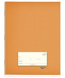 Youva Note Book Soft Bound Jumbo Single Line Brown - 172 Pages