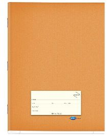 Youva Note Book Soft Bound Jumbo Size Maths Ruled - 172 pages