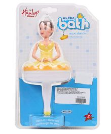 Hamleys Aqua Dancer Bath Toy Yellow - Height 20 cm