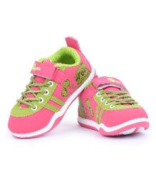 Myau Casual Canvas Shoes - Pink