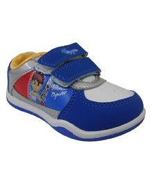 Myau Casual Canvas Shoes - Blue