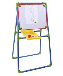Toyzone 3 In 1 Educational Learning Board - Multicolor