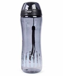 Cello Homeware Sprinter Sipper Bottle Black - 700 ml
