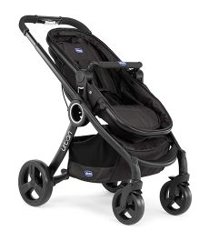 Chicco Urban Plus Stroller - Black