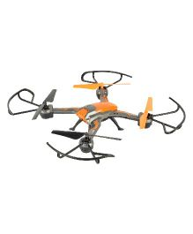 Toyhouse X Q2W Gyro RC Quadcopter With HD Camera - Orange