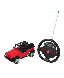 Magic Pitara Remote Control Cross Country Car - Red