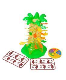 Magic Pitara Tumbling Monkey Game Set - Green