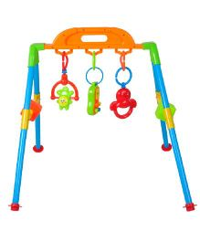 Magic Pitara Baby Musical Play Gym - Multi Color