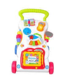 Magic Pitara Children Musical Walker - Multi Color