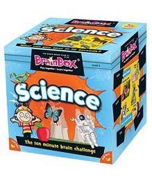 Green Board BrainBox Science Brain Game - Multi Color