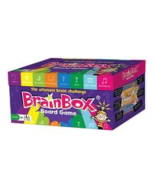 Green Board BrainBox Brain Game - Multi Color