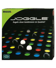 Green Board Joggle Board Game - Multicolor