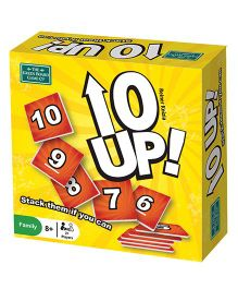 Green Board 10 UP Game Set - Multi Color