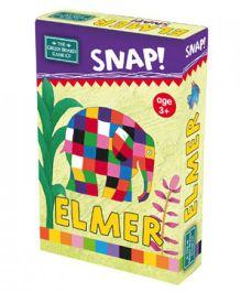 Green Board Elmer Snap - Multi Color