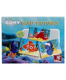 Toy Kraft Finding Dory Sand Pictures Kit - Multicolor