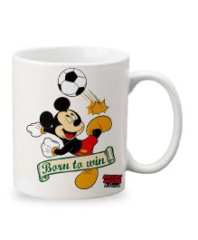 Orka Daisy Mickey Mouse Digital Printed Coffee Mug Multicolor - 325 ml