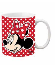 Orka Minnie Mouse Digital Printed Coffee Mug Multicolor - 325 ml