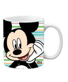 Orka Mickey Mouse Digital Printed Coffee Mug Multicolor - 325 ml
