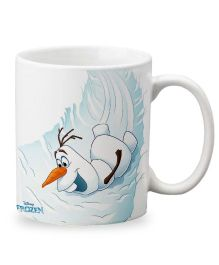 Orka Olaf Digital Printed Coffee Mug Multicolor - 325 ml