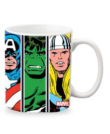Orka Avengers Digital Printed Coffee Mug Multicolor - 325 ml