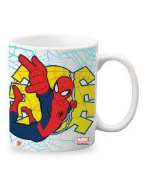 Orka Spiderman Digital Printed Coffee Mug Multicolor - 325 ml