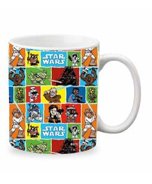 Orka Star Wars Digital Printed Coffee Mug Multicolor - 325 ml