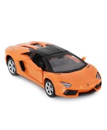Innovador Lamborghini Aventador LP700 4 Roadster Toy Car - Orange