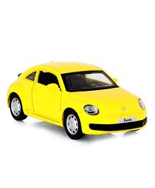 Innovador Volkswagen The Beetle Toy Car - Yellow
