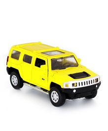 Innovador Hummer H3 Toy Car - Yellow