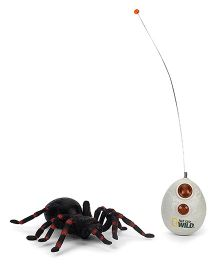 Uncle Milton Wild Pets Remote Controlled Tarantula - Black