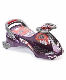 Toyzone City Panther Magic Car - Purple