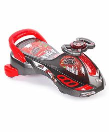 Toyzone City Panther Magic Car - Grey Red