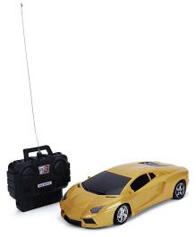 Smiles Creation Champion SM7 Remote Control Car - Yellow
