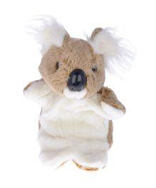 Twisha Nx Koala Hand Puppet Beige & White - 25.4 cm