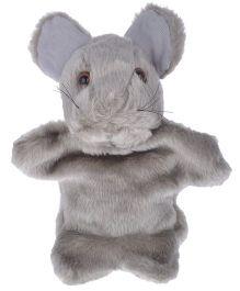 Twisha Nx Mouse Hand Puppet Grey - 25.4 cm