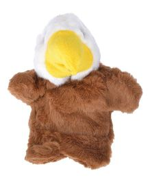 Twisha Nx Eagle Hand Puppet Brown - 25.4 cm